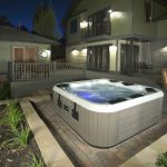 backyard hottubs